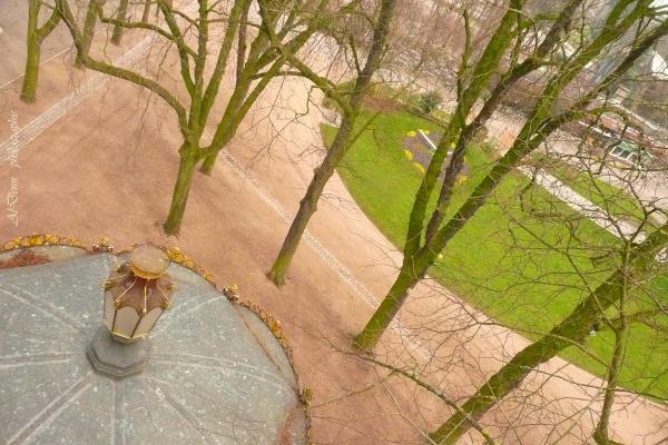 Série photographie : Nancy, Parc de la Pépiniére