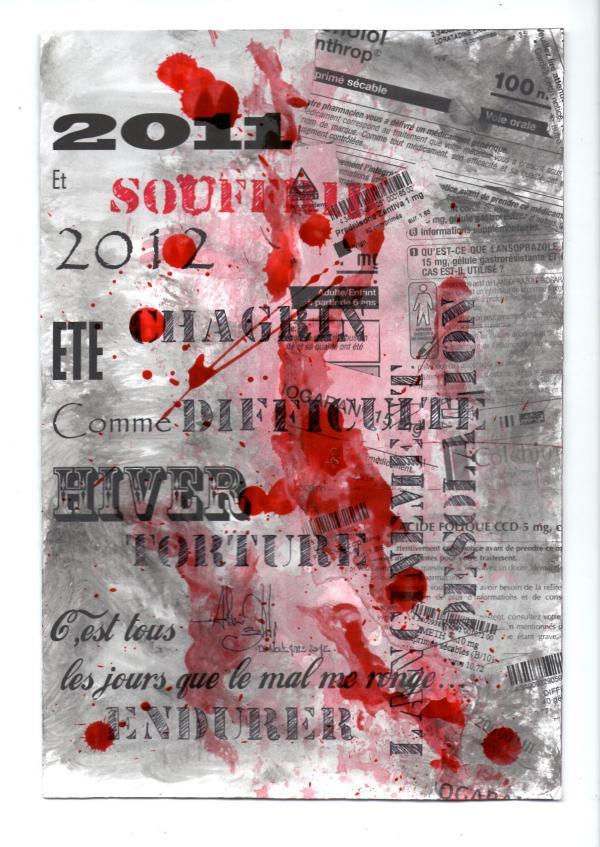 Calligraphie  06 Novembre 2012
