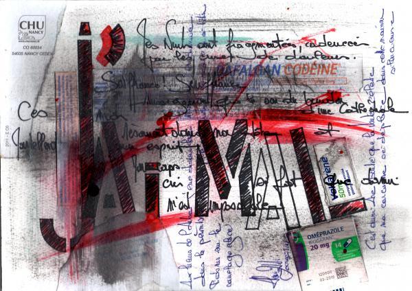 texte sur la Souffrance .... octobre 2012.