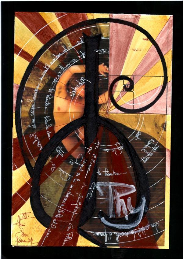 Calligraphie : essais n°16                                        février 2012