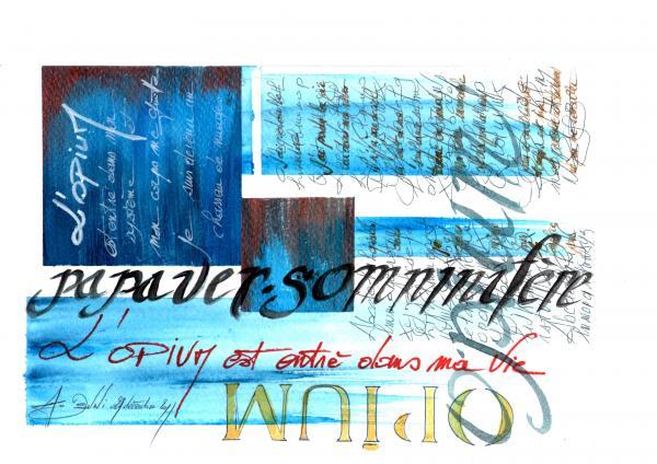Calligraphie : Essais 2011