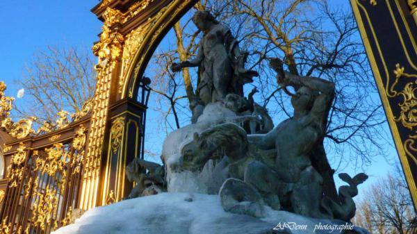 Série photographie : Nancy , place Stanislas.