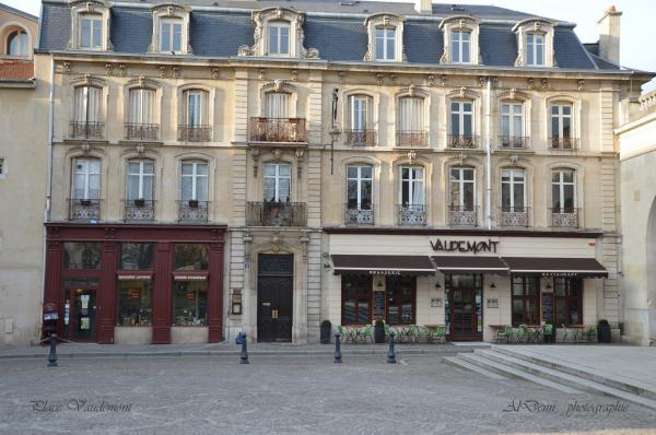 Série photographie: Nancy , place Vaudémont.